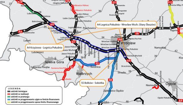 Rozbudowa autostrady A4
